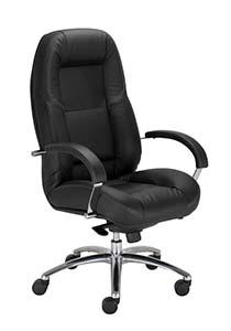 Fotel gabinetowy Nowy Styl SPARK steel