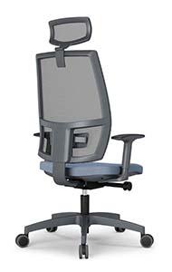 Dobre krzesło biurowe - Fotel biurowy Bakun FOXTROT NET