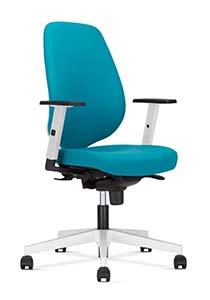 Dobre krzesło biurowe - Krzesło obrotowe Nowy Styl Be All W