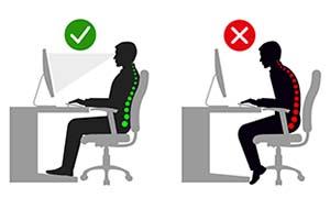 Wygodne krzesło do komputera
