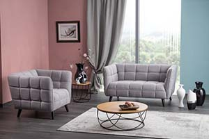Nowoczesna sofa do salonu - Sofa Signal CASTELLO 2