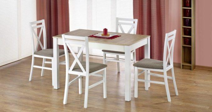 zestaw stołowy do małej kuchni