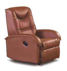 Fotel rozkładany relaksacyjny - Halmar Jeff