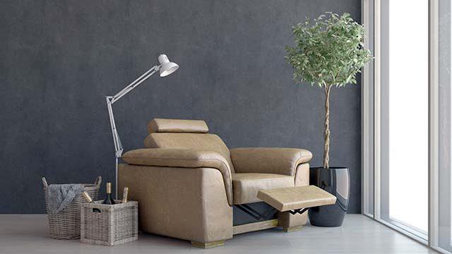 fotel z masażem