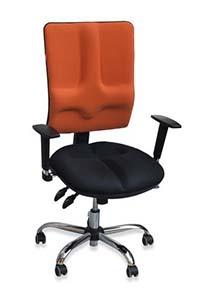 Fotele rehabilitacyjne - fotel biurowy Kulik System Bussines