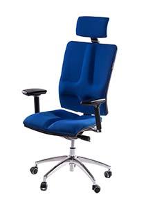 Fotele rehabilitacyjne - fotel biurowy Kulik System Galaxy