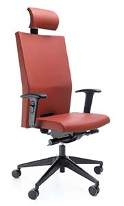Fotel dla wysokich osób - fotel Profim Playa 12SL