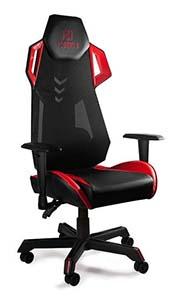 Fotel dla wysokich osób - fotel Unique Dynamiq V11