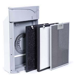 Jak wybrać nawilżacz powietrza - zestaw filtrów Krupa Design KDF05