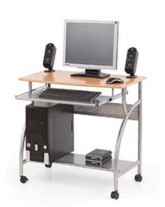 Jak wybrać biurko komputerowe - biurko komputerowe Halmar B-6