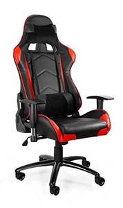Kolorowe krzesła gamingowe - fotel gamingowy Unique Dynamiq V5