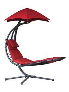 Fotel wiszący – jaki wybrać i na co zwrócić uwagę? - Fotel hamakowy Vivere Dream