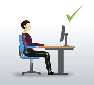 Podłokietniki do fotela biurowego – dlaczego są tak ważne?