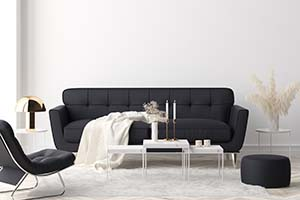 Mieszkanie minimalistyczne