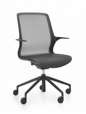 Bejot fotel OVIDIO OV 5R black - Home Office
