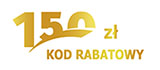Kod rabatowy 150 zł