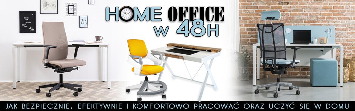 Domowe biuro w 48h