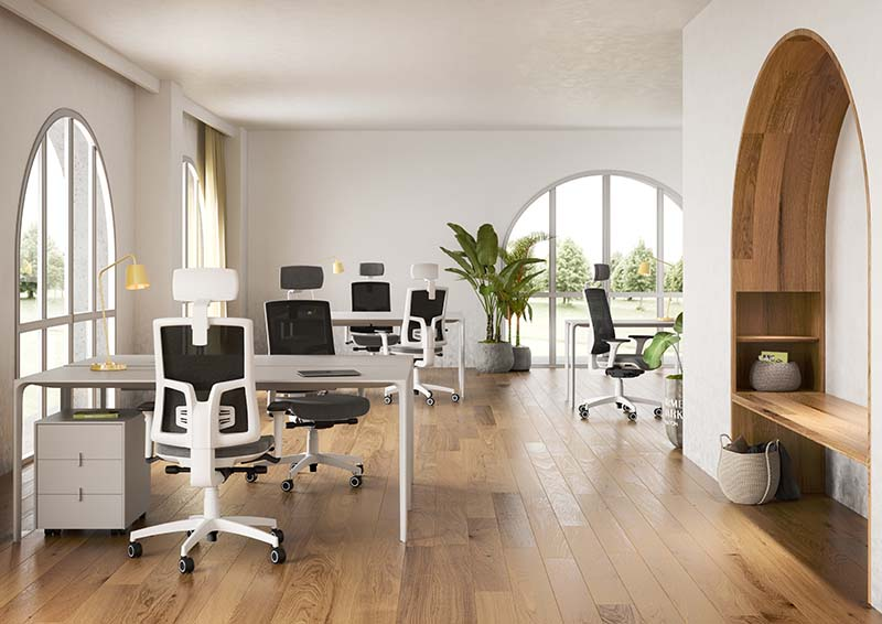 Fotel biurowy BGroup Skill