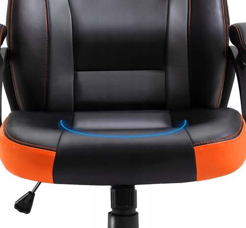 Wyprofilowane siedzisko - poduszka pod uda