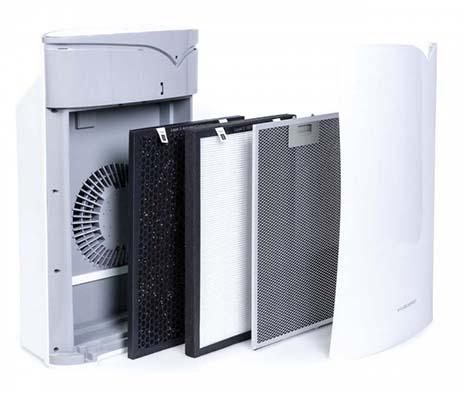 Filtry i systemy oczyszczające powietrze